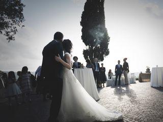 Le nozze di Elisabetta e Andrea 1