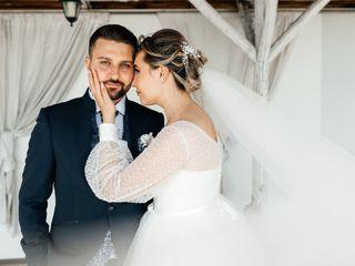Le nozze di Oksana e Ivan