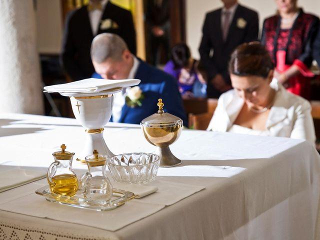 Il matrimonio di Luca e Valeria a Brescia, Brescia 41