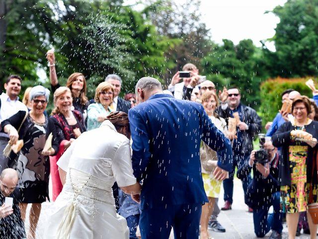 Il matrimonio di Luca e Valeria a Brescia, Brescia 46