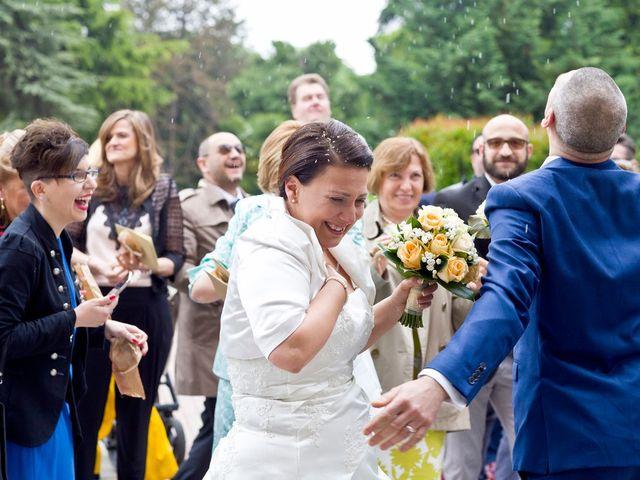 Il matrimonio di Luca e Valeria a Brescia, Brescia 47