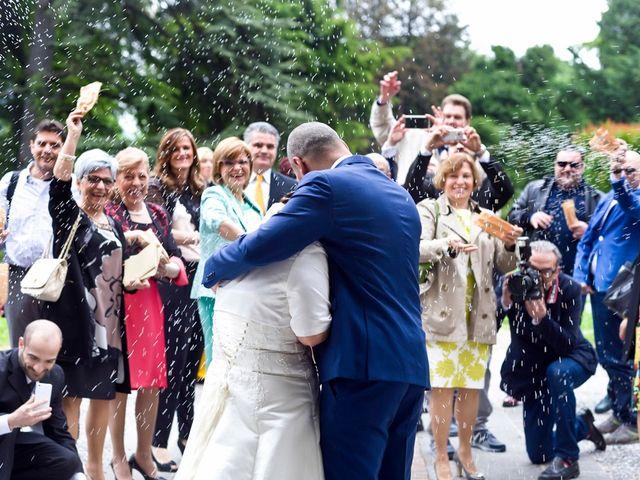 Il matrimonio di Luca e Valeria a Brescia, Brescia 48