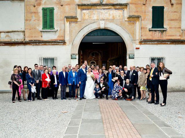 Il matrimonio di Luca e Valeria a Brescia, Brescia 49