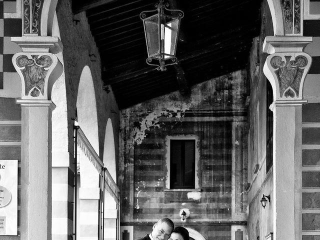 Il matrimonio di Luca e Valeria a Brescia, Brescia 51