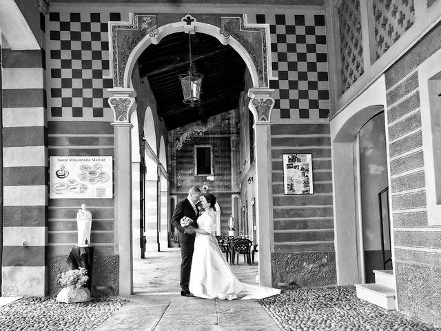Il matrimonio di Luca e Valeria a Brescia, Brescia 52