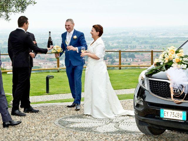 Il matrimonio di Luca e Valeria a Brescia, Brescia 59