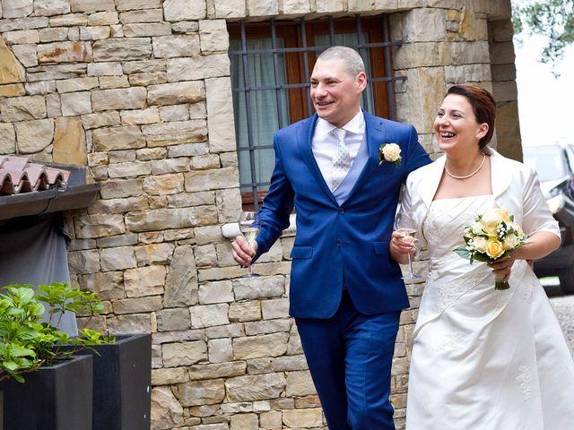 Il matrimonio di Luca e Valeria a Brescia, Brescia 61