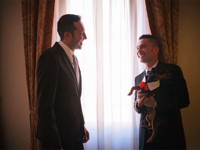 Il matrimonio di Gabriele e Luigi a Dozza, Bologna 5