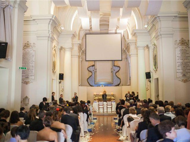 Il matrimonio di Gabriele e Luigi a Dozza, Bologna 11