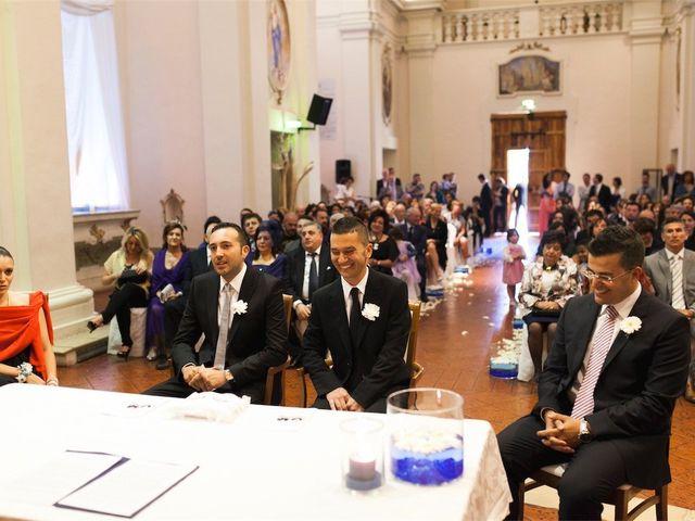 Il matrimonio di Gabriele e Luigi a Dozza, Bologna 18