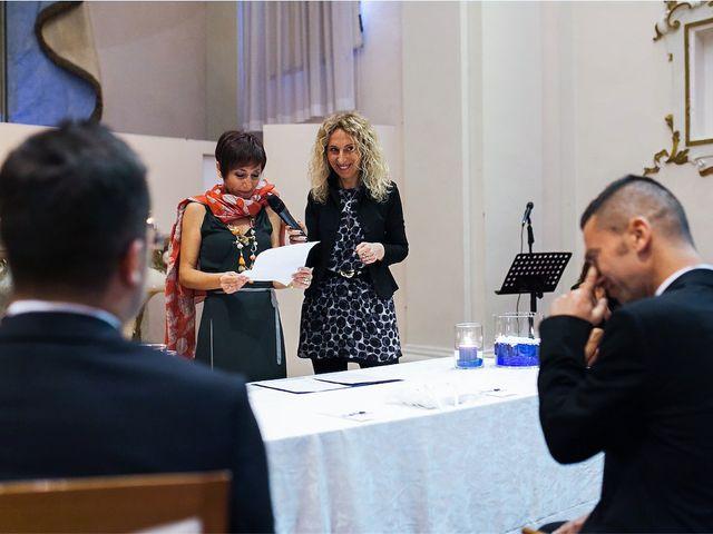 Il matrimonio di Gabriele e Luigi a Dozza, Bologna 19
