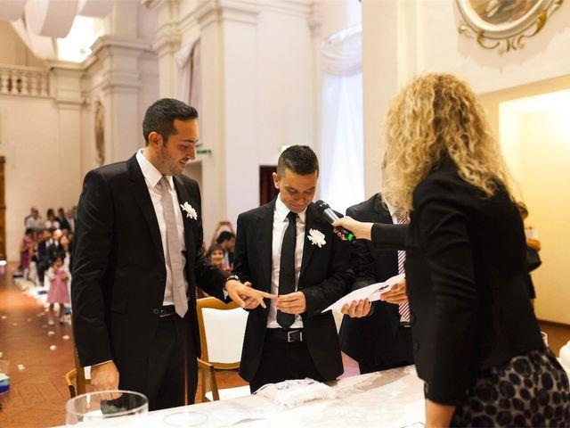 Il matrimonio di Gabriele e Luigi a Dozza, Bologna 21