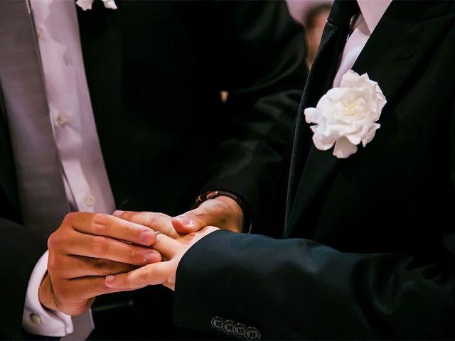 Il matrimonio di Gabriele e Luigi a Dozza, Bologna 23
