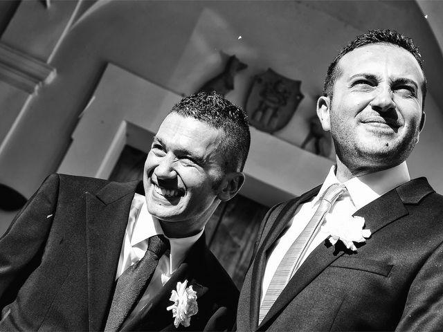 Il matrimonio di Gabriele e Luigi a Dozza, Bologna 30