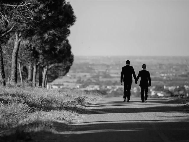Il matrimonio di Gabriele e Luigi a Dozza, Bologna 33