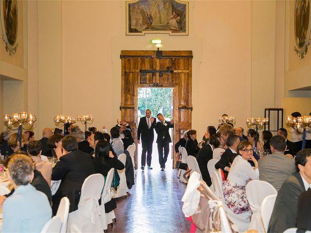 Il matrimonio di Gabriele e Luigi a Dozza, Bologna 49