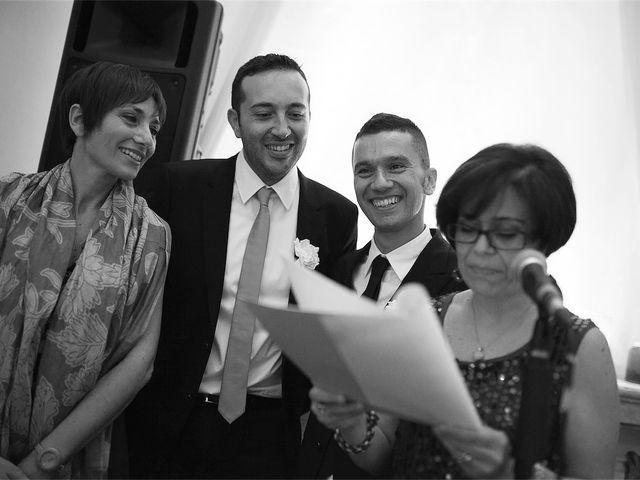 Il matrimonio di Gabriele e Luigi a Dozza, Bologna 55