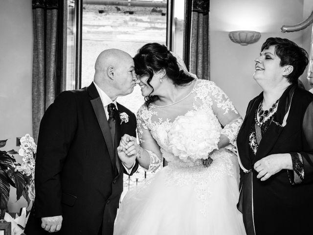 Il matrimonio di Manuel e Katia a Magliano Sabina, Rieti 10