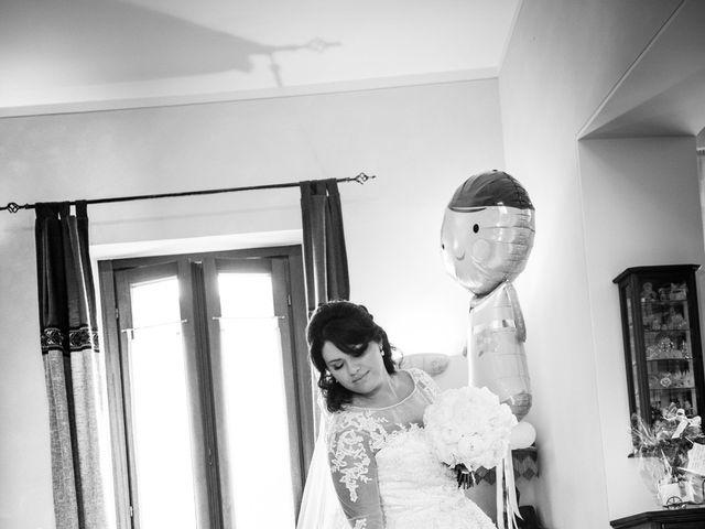 Il matrimonio di Manuel e Katia a Magliano Sabina, Rieti 11