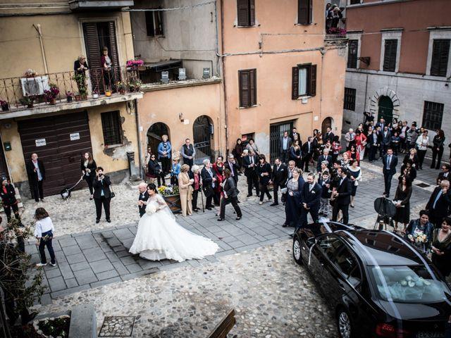 Il matrimonio di Manuel e Katia a Magliano Sabina, Rieti 15