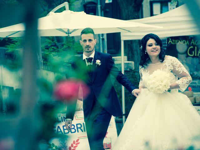 Il matrimonio di Manuel e Katia a Magliano Sabina, Rieti 20