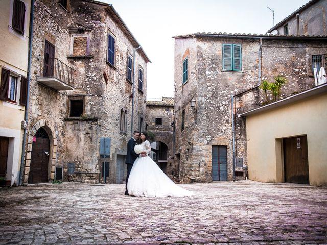 Il matrimonio di Manuel e Katia a Magliano Sabina, Rieti 24