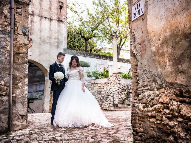 Il matrimonio di Manuel e Katia a Magliano Sabina, Rieti 25