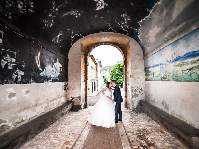 Il matrimonio di Manuel e Katia a Magliano Sabina, Rieti 26