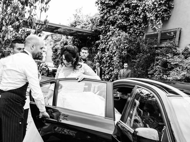 Il matrimonio di Manuel e Katia a Magliano Sabina, Rieti 32