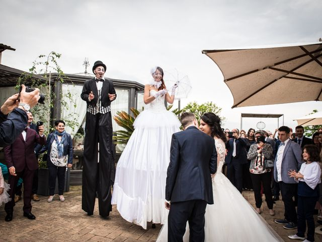 Il matrimonio di Manuel e Katia a Magliano Sabina, Rieti 33