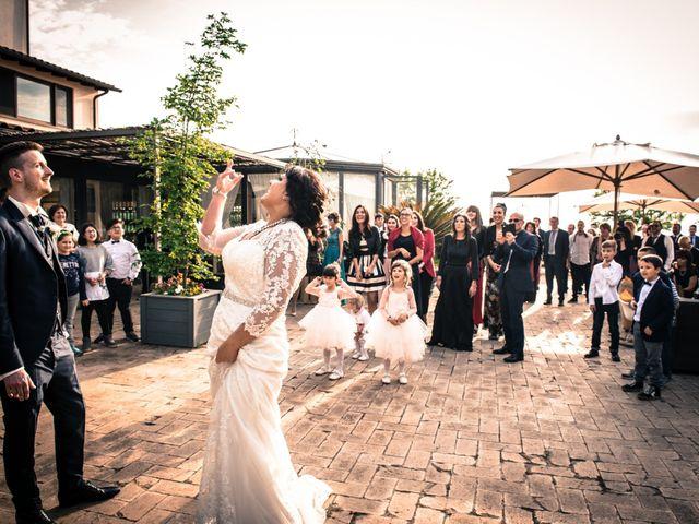 Il matrimonio di Manuel e Katia a Magliano Sabina, Rieti 38