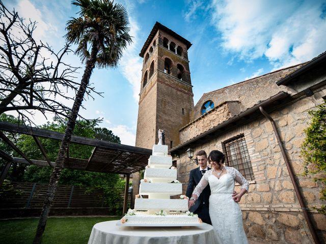 Il matrimonio di Manuel e Katia a Magliano Sabina, Rieti 40