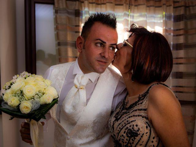 Il matrimonio di Salvatore e Angela a Sciara, Palermo 4