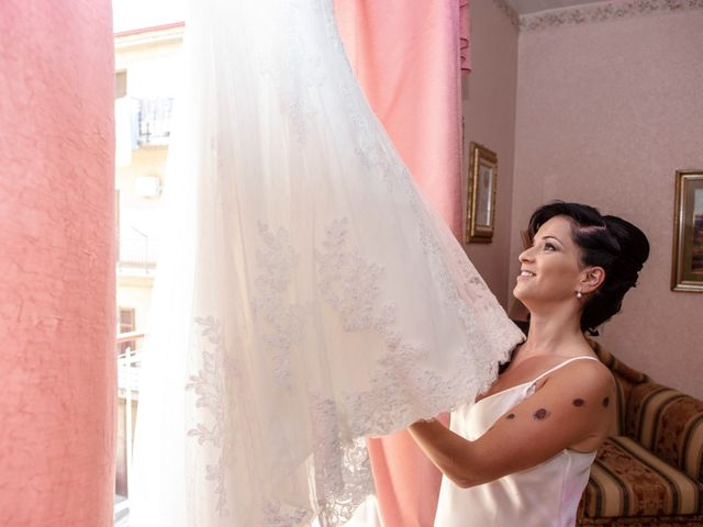 Il matrimonio di Salvatore e Angela a Sciara, Palermo 8