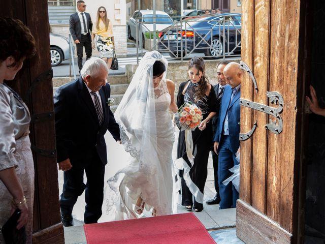 Il matrimonio di Salvatore e Angela a Sciara, Palermo 12