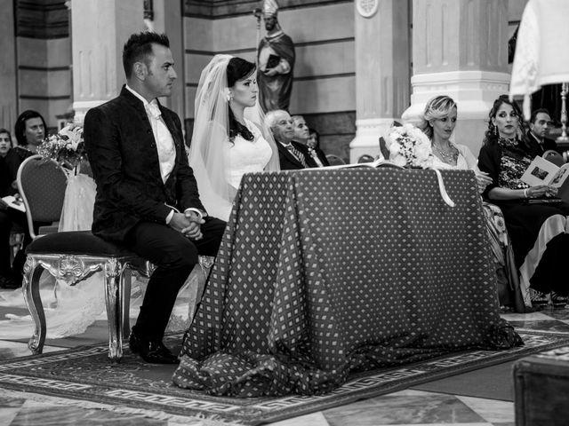 Il matrimonio di Salvatore e Angela a Sciara, Palermo 14
