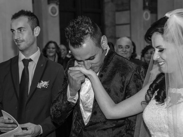 Il matrimonio di Salvatore e Angela a Sciara, Palermo 2