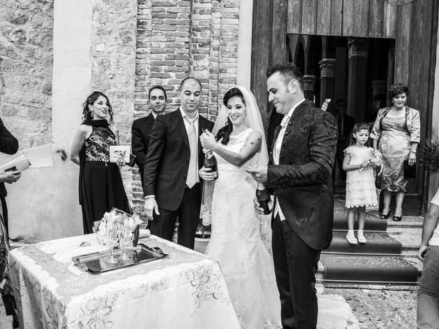 Il matrimonio di Salvatore e Angela a Sciara, Palermo 20
