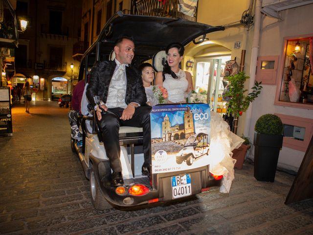 Il matrimonio di Salvatore e Angela a Sciara, Palermo 21