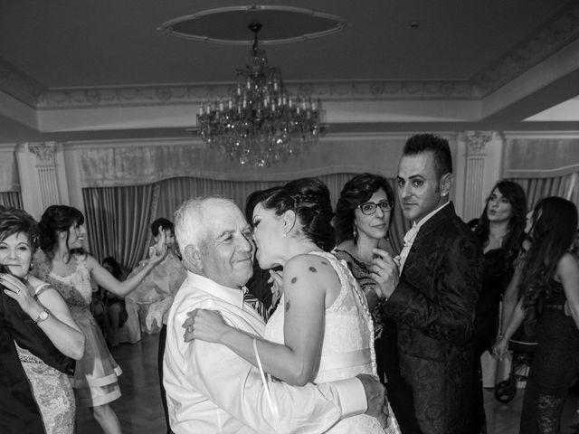 Il matrimonio di Salvatore e Angela a Sciara, Palermo 25