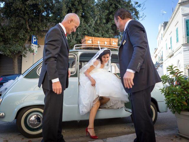Il matrimonio di Giuseppe e Barbara a Lecce, Lecce 20