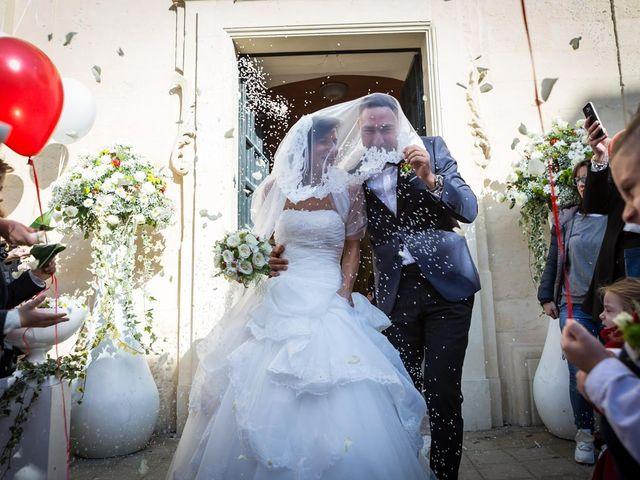 Il matrimonio di Giuseppe e Barbara a Lecce, Lecce 28