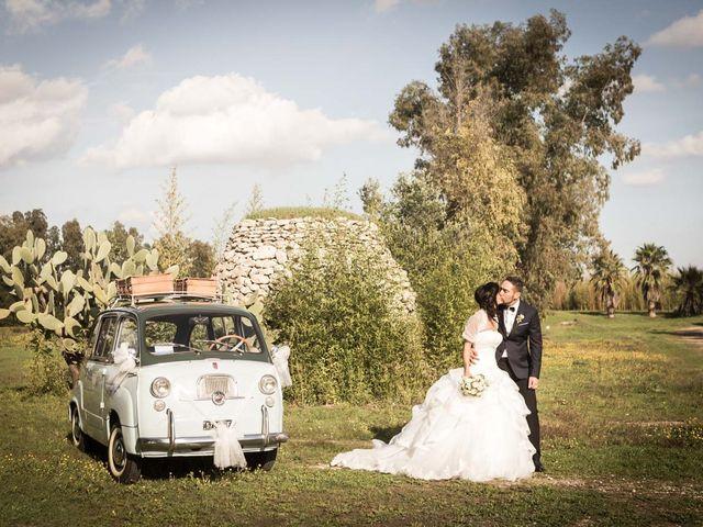 Il matrimonio di Giuseppe e Barbara a Lecce, Lecce 31