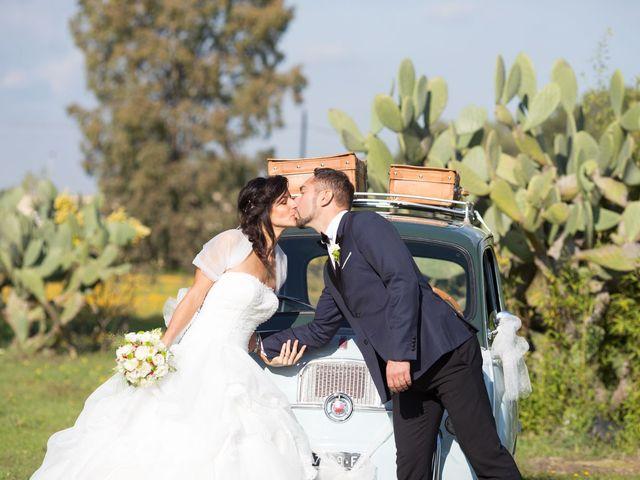 Il matrimonio di Giuseppe e Barbara a Lecce, Lecce 34