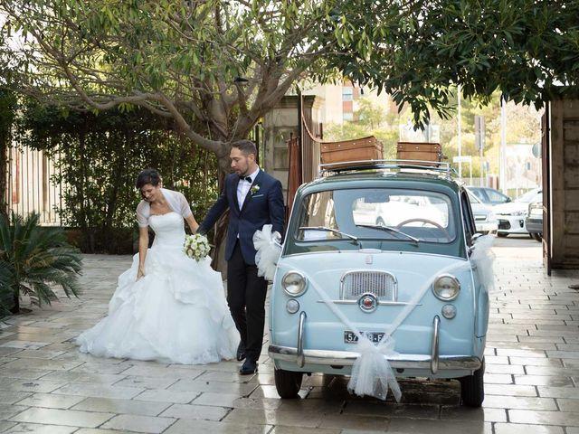 Il matrimonio di Giuseppe e Barbara a Lecce, Lecce 38