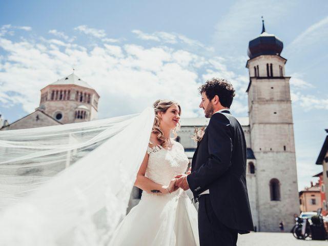 Il matrimonio di Enrico e Federica a Trento, Trento 1