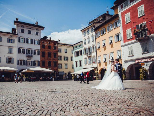 Il matrimonio di Enrico e Federica a Trento, Trento 20