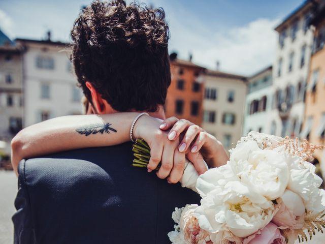 Il matrimonio di Enrico e Federica a Trento, Trento 23
