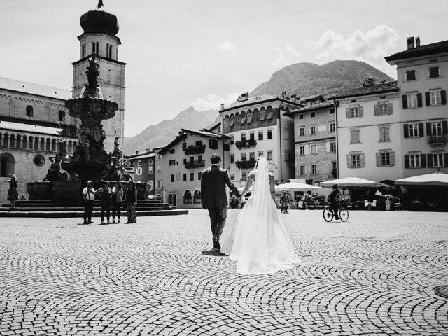 Il matrimonio di Enrico e Federica a Trento, Trento 25
