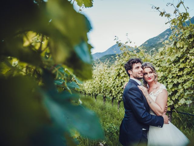 Il matrimonio di Enrico e Federica a Trento, Trento 2